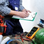 Residential Electrician in Hendersonville, North Carolina