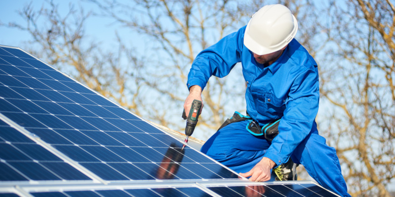 they can handle a solar energy installation as a DIY project