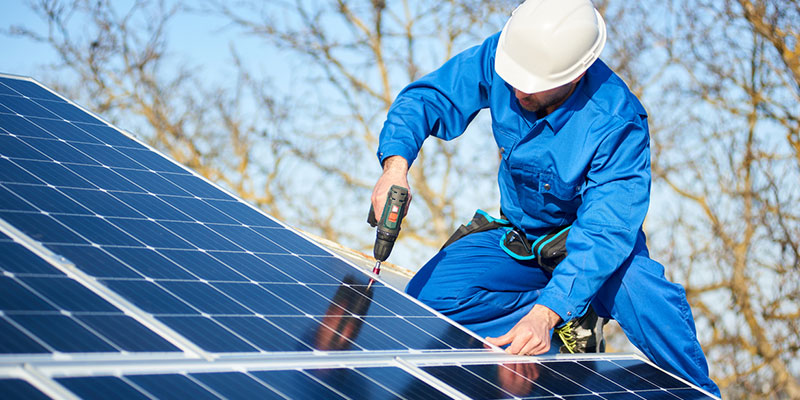 The 5 Steps to Your Solar Panel Installation
